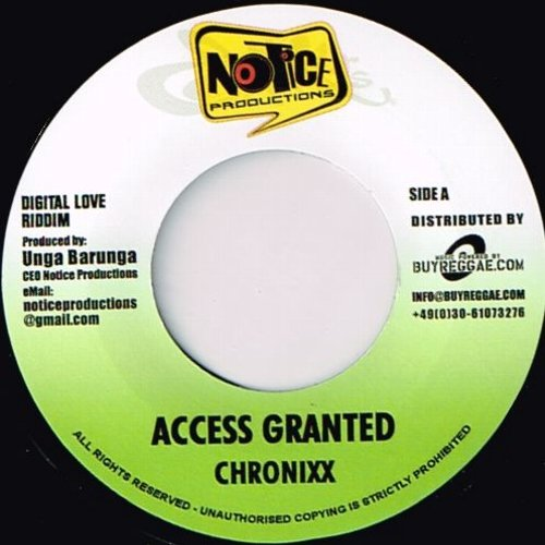 ACCESS GRANTEDLET / JAH LEAD THE WAY