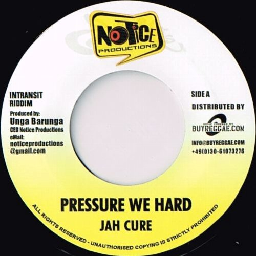 PRESSURE WE HARD / JUST LIKE YOU