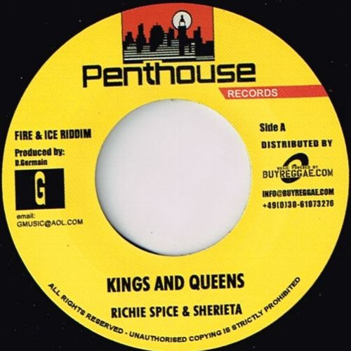 KINGS AND QUEEN / SLIVE YOUR LIFE