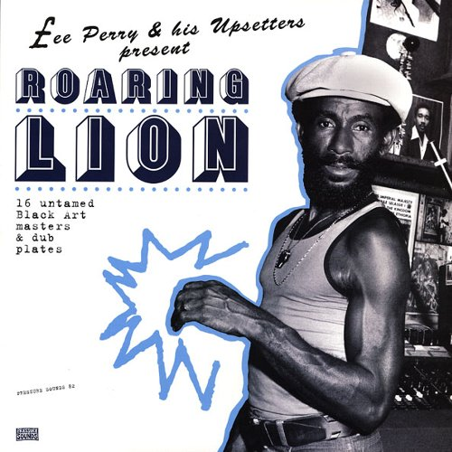 ROALING LION : 16 Untamed Black Art Masters & Dub Plate