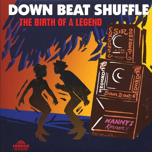 DOWN BEAT SHUFFLE : The Birth Of Legend(2LP)