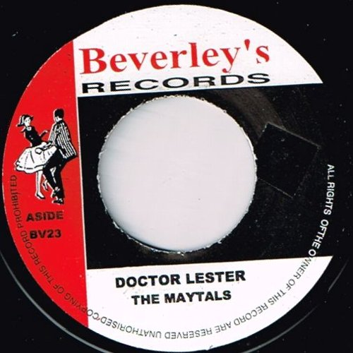 DOCTOR LESTER / SUN MOON AND STARS