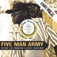 FIVE MAN ARMY / SEND ANOTHER MOSES / FIVE MAN DUBS