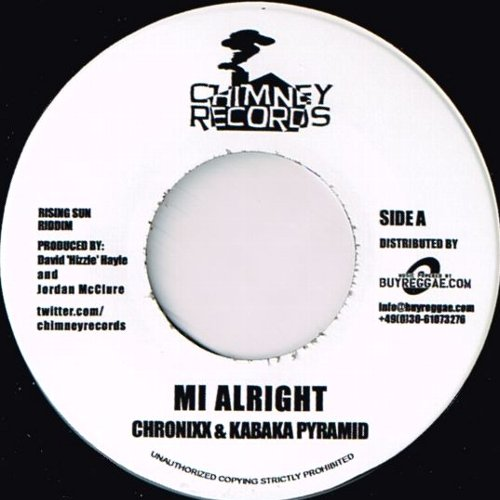 MI ALRIGHT / RISING SUN RIDDIM (VERSION)