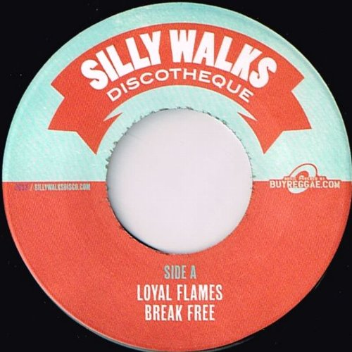 BREAK FREE / LONELY DAYS