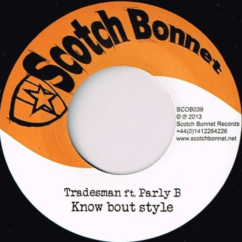KNOW BOUT STYLE / Style Riddim
