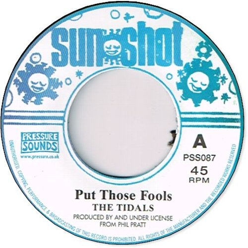 PUT THOSE FOOLS / WHAT A GREAT DAY