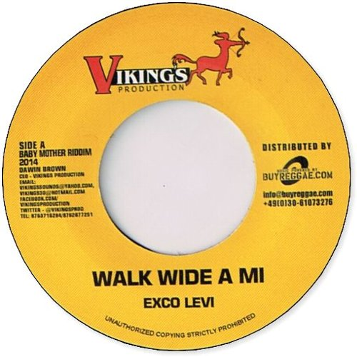 WALK WIDE A MI / KEEP FOCUS