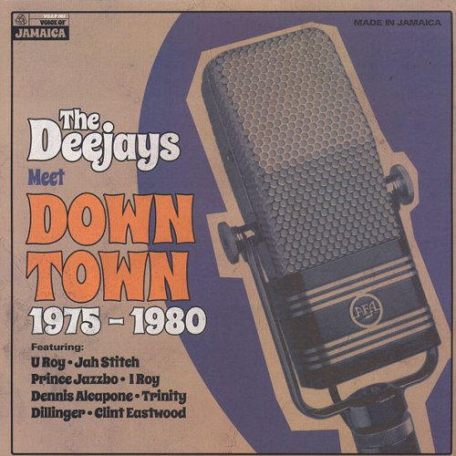 THE DEEJAYS meet DOWN TOWN 1975-1980