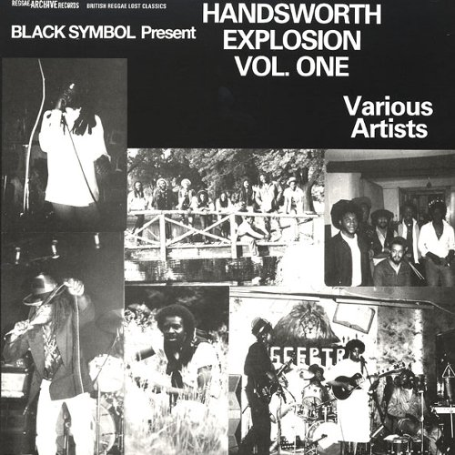 BLACK SYMBOL presents HANDSWORTH EXPLOSION Vol.1