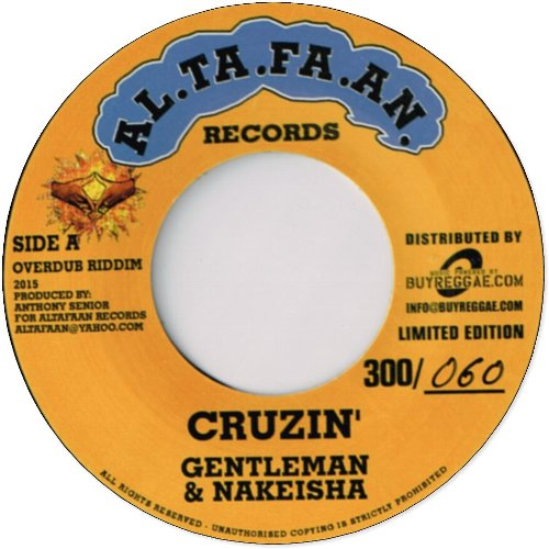 CRUZIN'/ WITHOUT YOU  (Limited Edition 300)