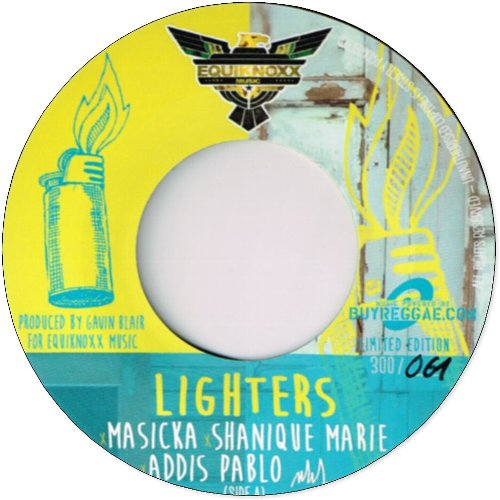 LIGHTERS / LIGHTERS VERSION (Limited Edition 300)