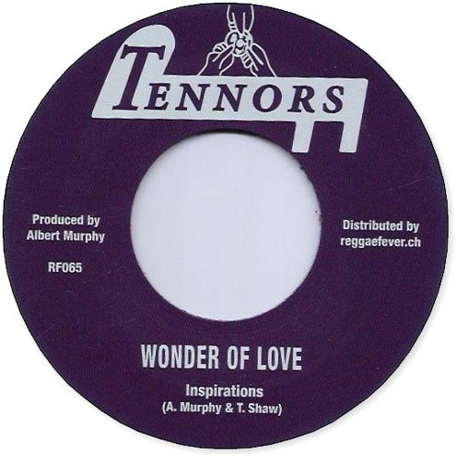 WONDER OF LOVE / GREATEST SCORCHER
