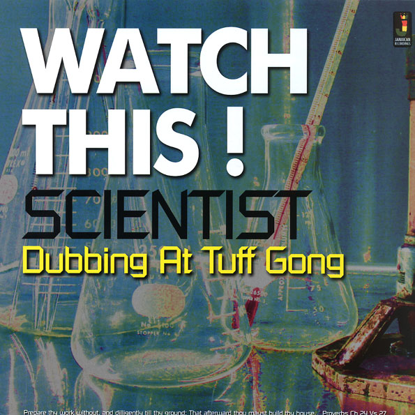 WATCH THIS!: Scientist Dubbing At Tuff Gong