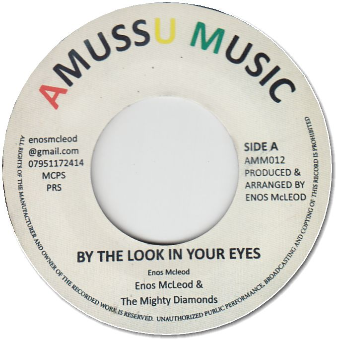 BY THE LOOK IN YOUR EYES / VERSION