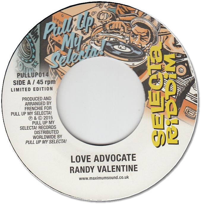 LOVE ADVOCATE / WON'T BE DENIED