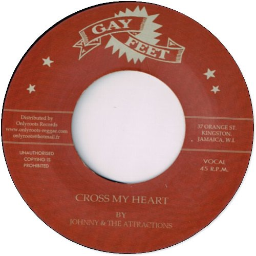 CROSS MY HEART / LET'S GET TOGETHER