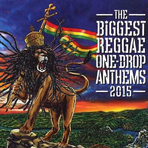 BIGGEST REGGAE ONE DROP ANTHEMS 2015(2LP)