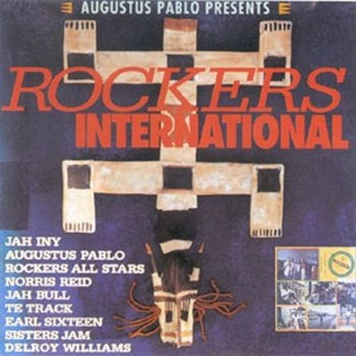 AUGUSTUS PABLO Presnts ROCKERS INTERNATIONAL