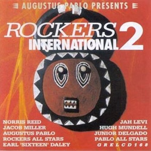 AUGUSTUS PABLO Presnts ROCKERS INTERNATIONAL 2