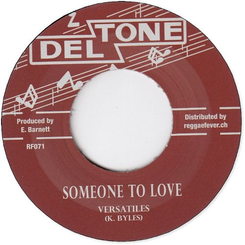 SOMEONE TO LOVE / OH LITTLE GIRL