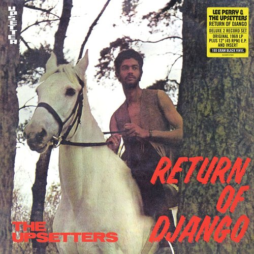 "RETURN OF DJANGO(LP+12""/Gatefold Jacket/180g Vinyl)"