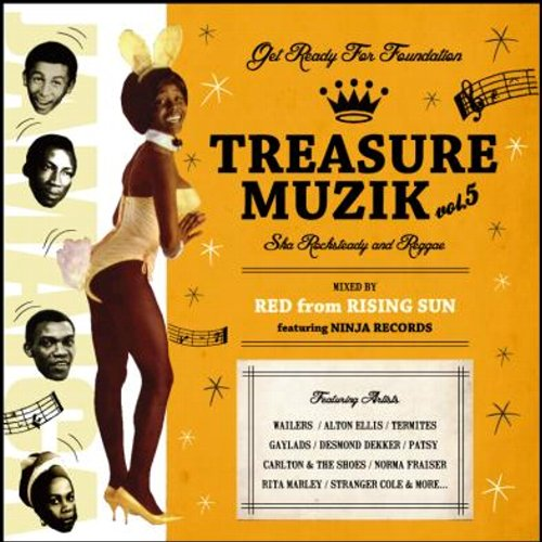TREASURE MUZIK Vol.5