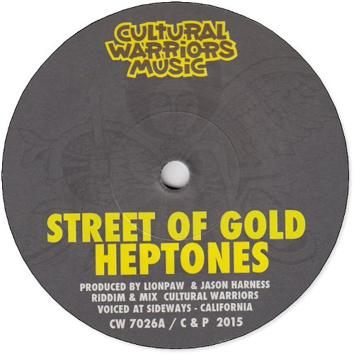 STREET OF GOLD / STREET OF DUB