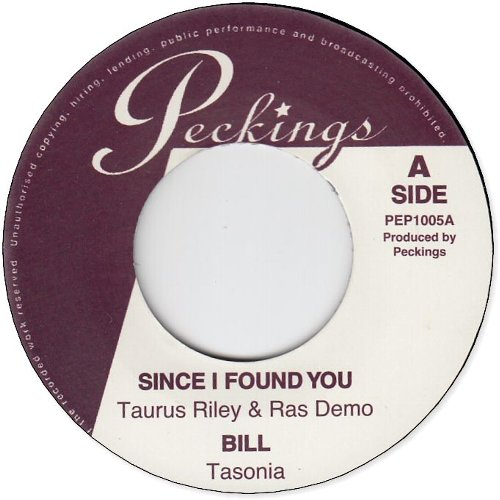 SINCE I FOUND YOU / BILL / I CAN LOVE YOU BETTER / RAINDROPS
