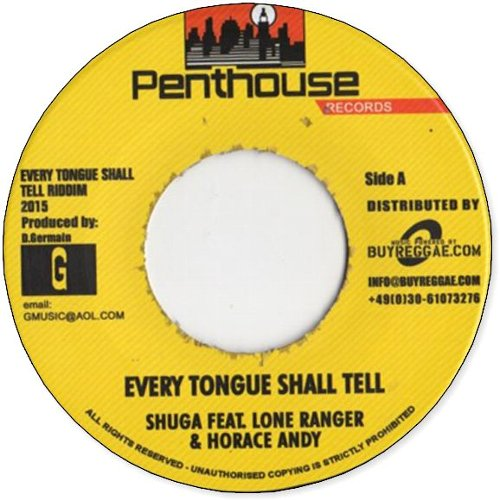 EVERY TONGUE SHALL TELL / EVERY TONGUE SHALL TELL