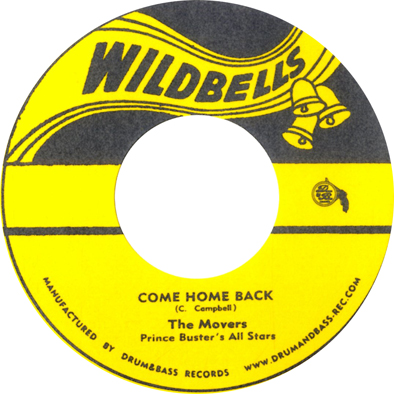 COME BACK HOME / LINGER ON