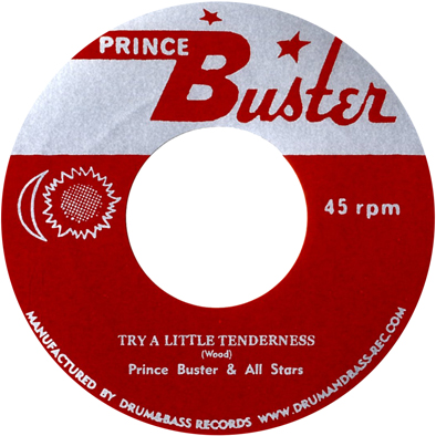 TRY A LITTLE TENDERNESS / CHANGE IS GONNA COME