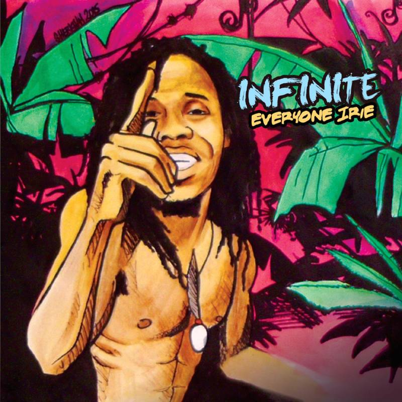 EVERYONE IRIE