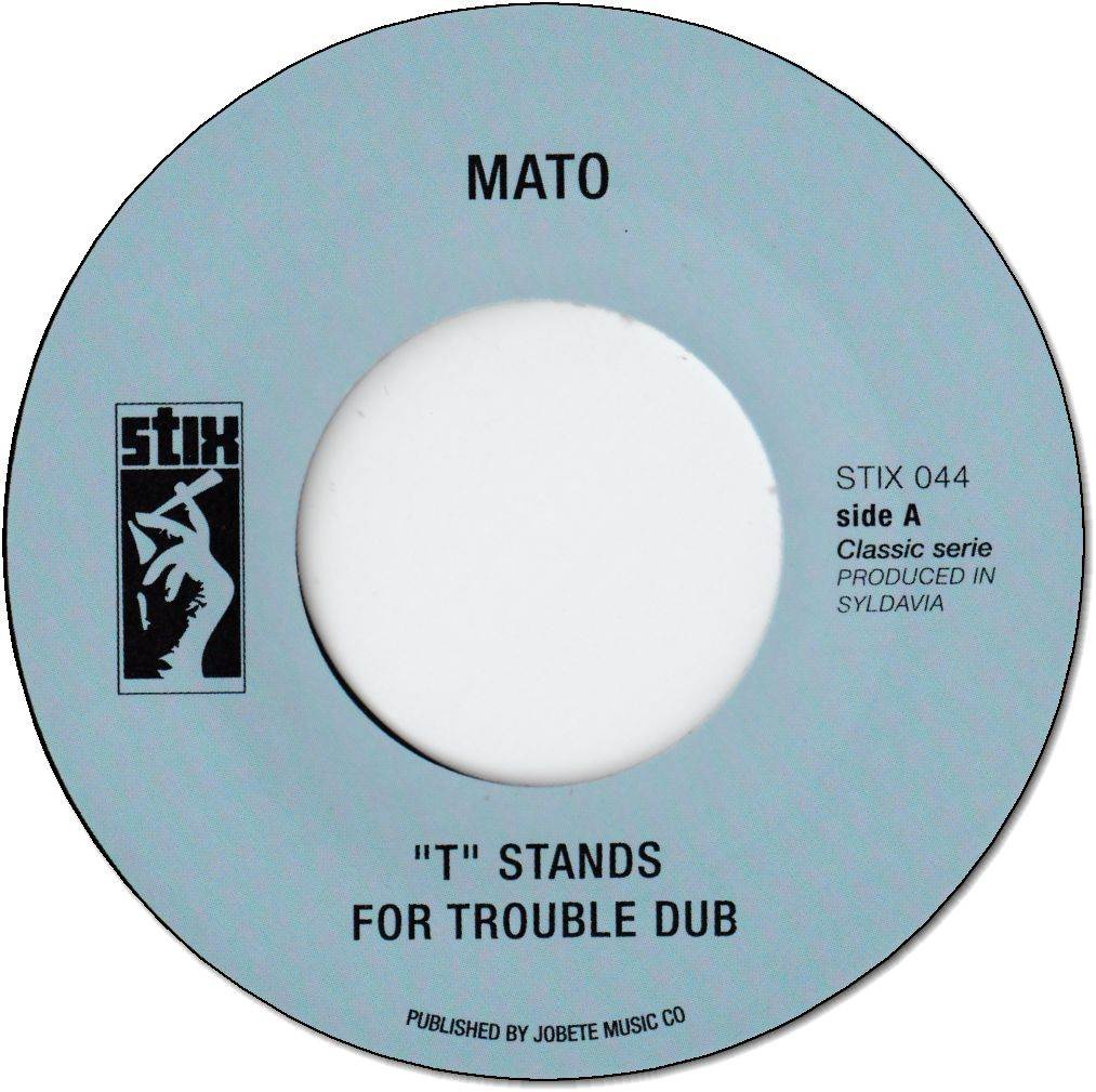 T STANDS FOR TROUBLE DUB / ENTER THE DRAGON DUB VERSION