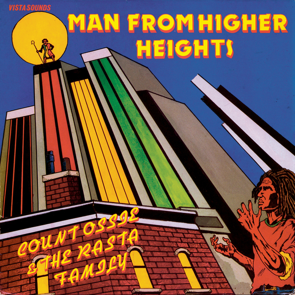 MAN FROM HIGHER HEIGHT(LP+DL Code)