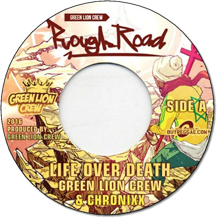 LIFE OVER DEATH / RASTA ROAD