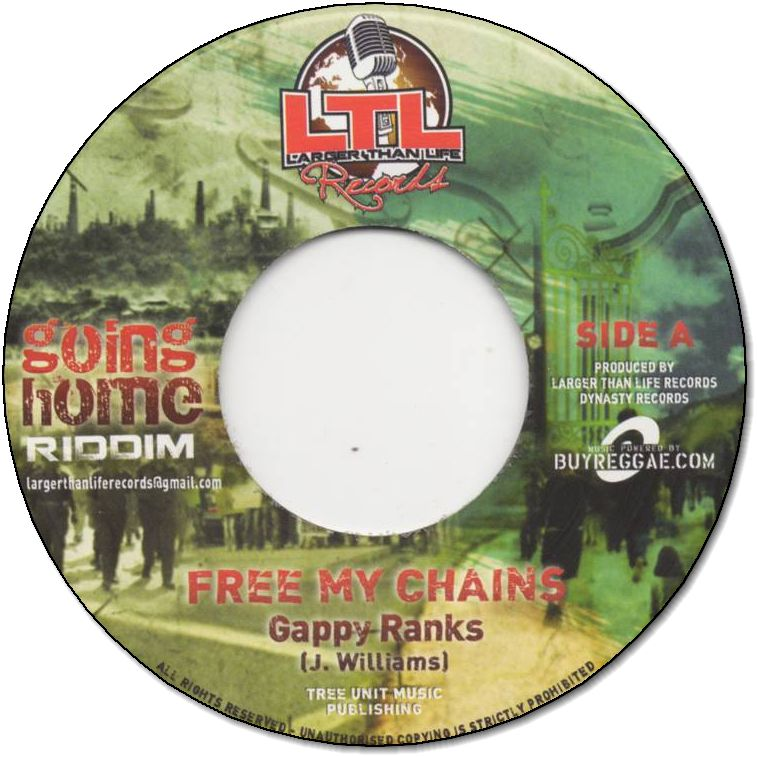 FREE MY CHAINS / JUST PERFECT