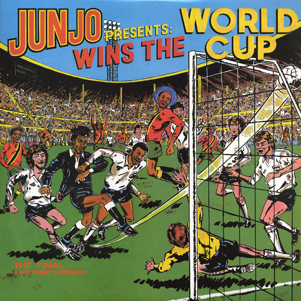 JUNJO presents: WINS THE WORLD CUP (2LP)