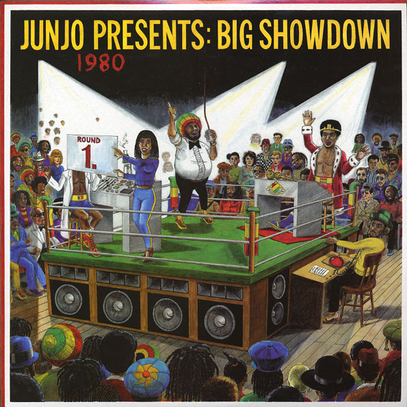 JUNJO presents BIG SHOWDOWN (2LP)