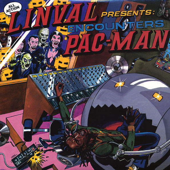 LINVAL THOMPSON presents: ENCOUNTERS PACMAN (2LP)