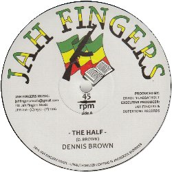 THE HALF / BLESS ME JAH