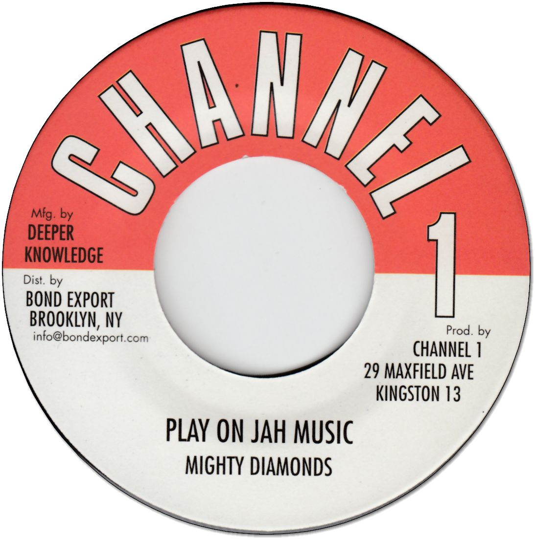PLAY ON JAH MUSIC / VERSION