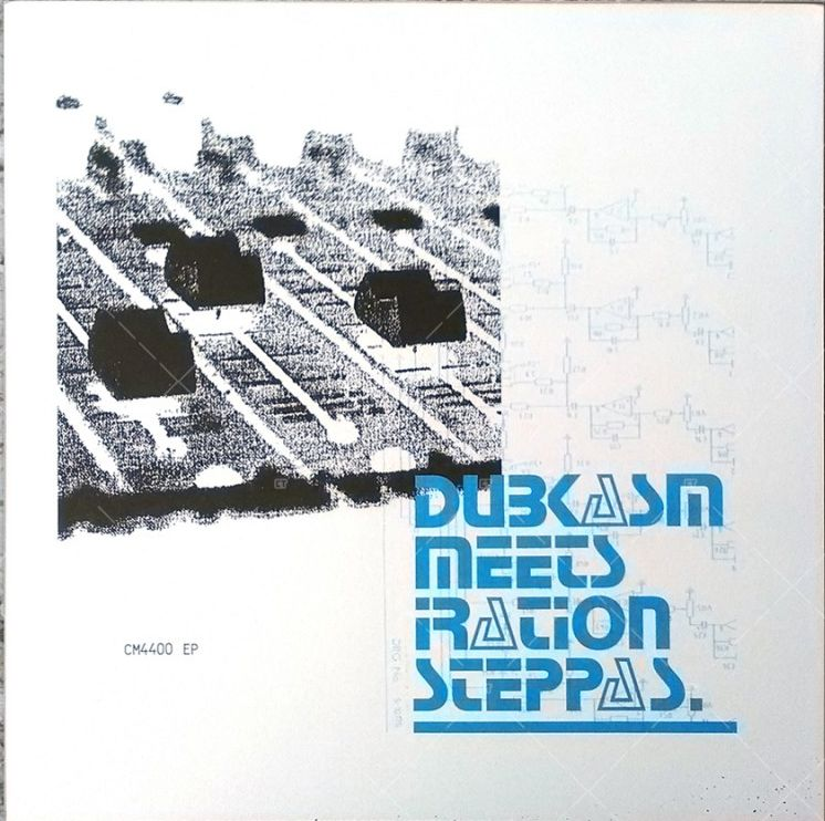 "DUBKASM meets IRATION STEPPAS(2x12"")"