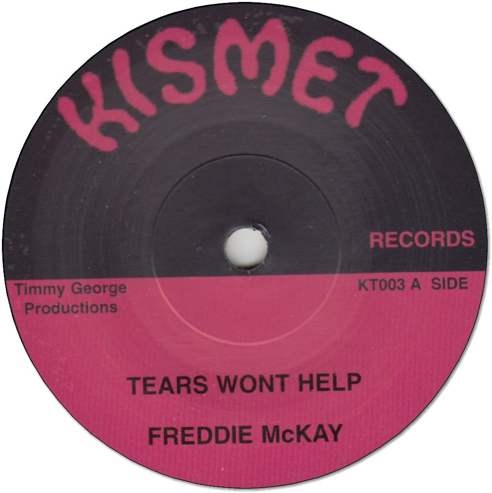 TEARS WON'T HELP / MUSICALLY