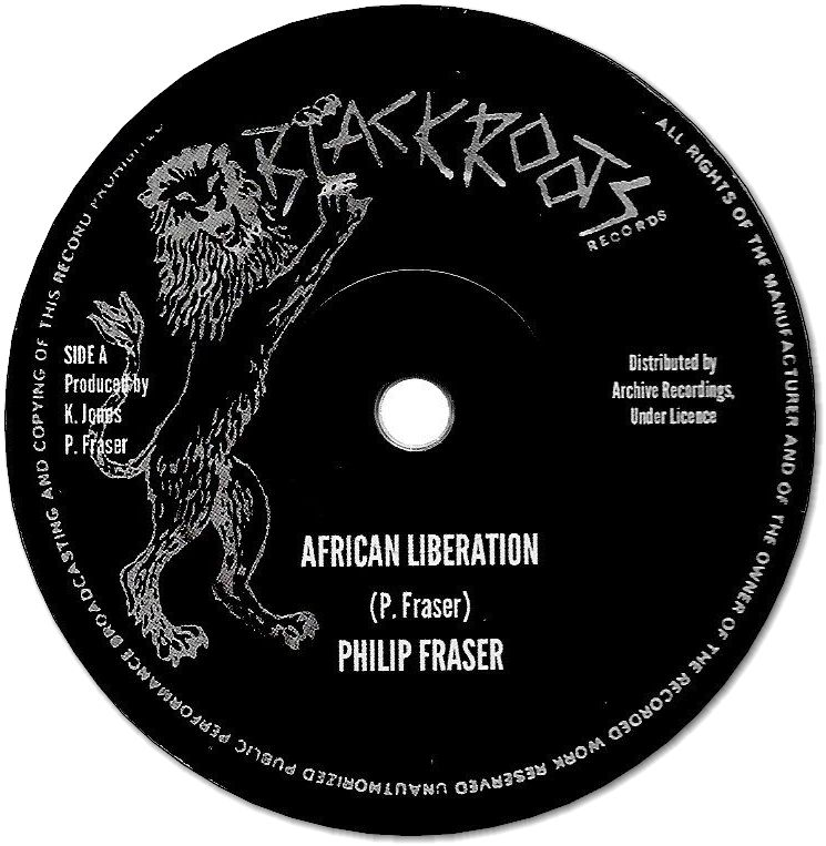 AFRICAN LIBERATION / VERSION