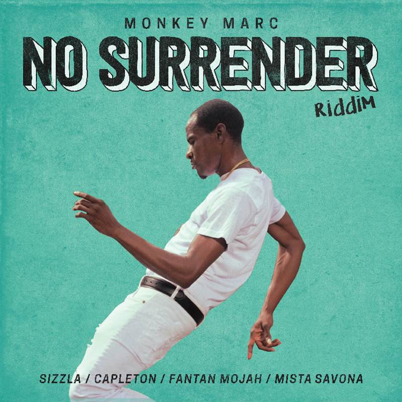 NO SURRENDER Riddim E.P.