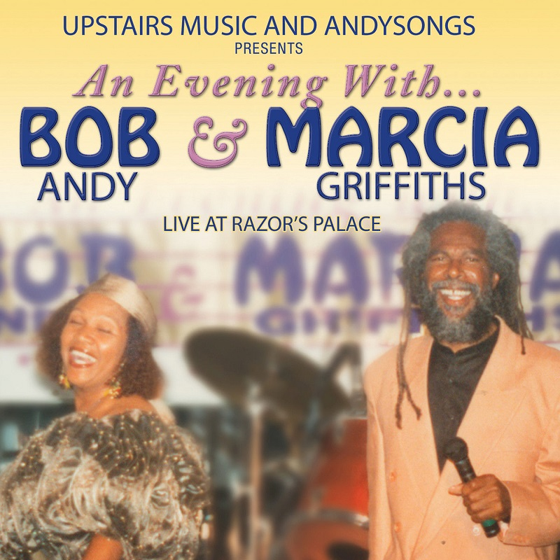 AN EVENING WITH…BOB & MARCIA : Live At Razor's Palace(2CD)