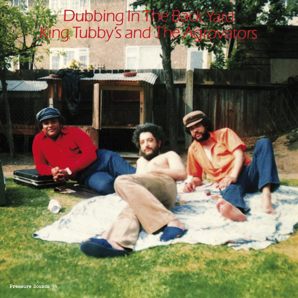 DUBBING IN THE BACKYARD / GO AWAY DREAM(2CD)(日本語解説付き)