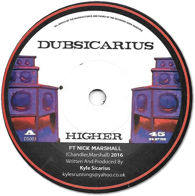 HIGHER / DUB
