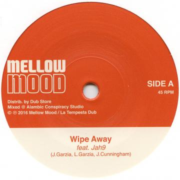 WIPE AWAY / DUB
